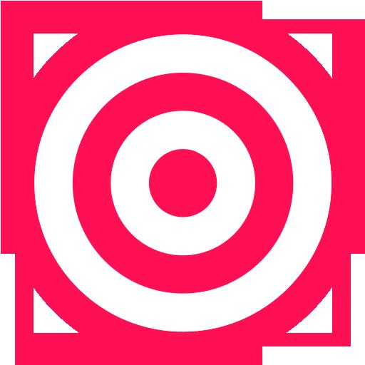Shoot the target LOGO-APP點子