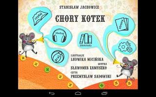 Screenshot of Chory Kotek