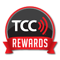 TCC Rewards icon