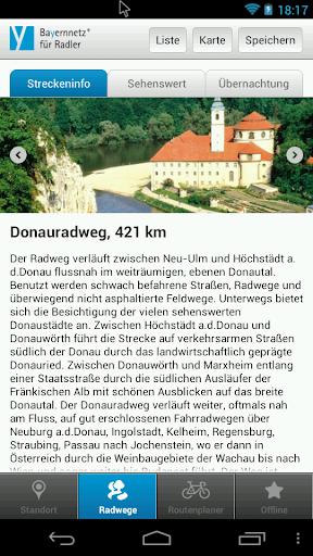 Bayernnetz für Radler