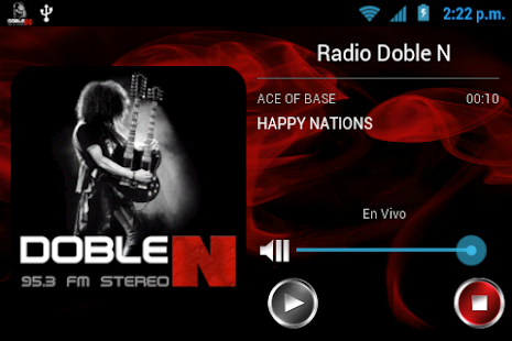 Radio Doble N 95.3 FM - screenshot thumbnail