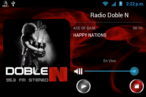 Radio Doble N 95.3 FM - screenshot