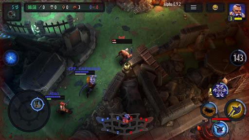 Heroes of SoulCraft - MOBA  screenshots 22