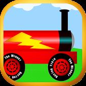 Steam Trains Memory Game