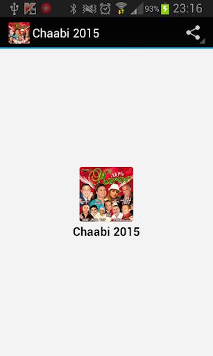Chaabi 2015