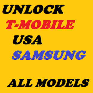 Unlock T-MOBILE USA SAMSUNG - screenshot thumbnail