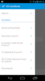 UN Handbook - screenshot thumbnail