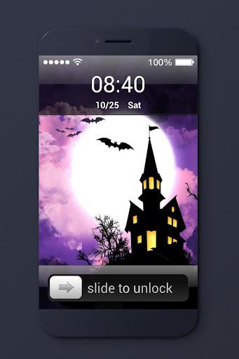 Halloween Screen Lock