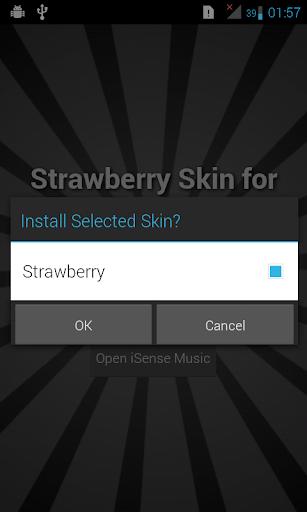 Strawberry Skin - iSense Music