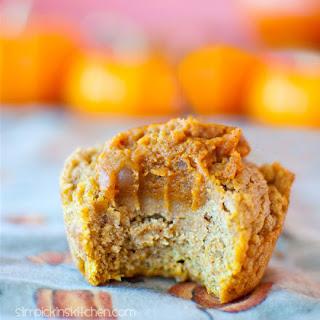 Pumpkin Pie Pumpkin Muffins