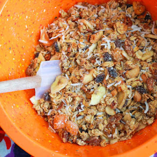 Toasted Coconut Tropical Granola