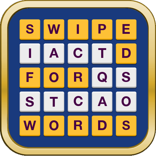 Swiped For Words game (apk) free download for Android/PC/Windows