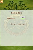 Screenshot of Hadith Every Day Pro
