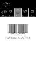 Screenshot of First Citizen