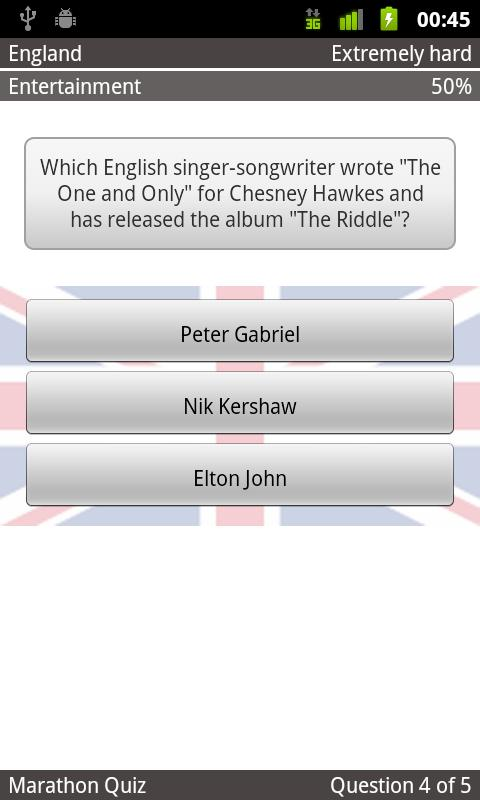Quiz Country Free - screenshot