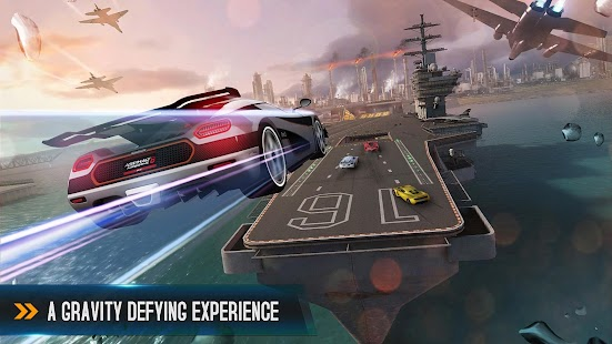 Asphalt 8: Airborne v2.1.1f Apk + OBB Data + MOD Apk [Unlimited Tokens and Credits] – Android Games