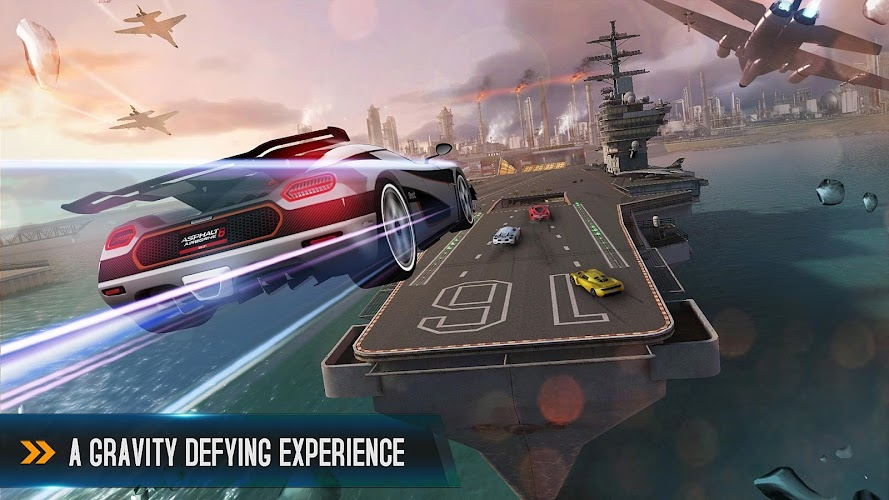 Asphalt 8 Airborne 2.0.0j Mega Mod APK+DATA [Update] - screenshot