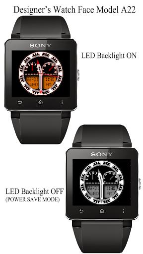 A22 WatchFace for SmartWatch2