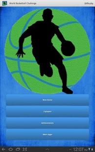 Basket World Cup Quiz