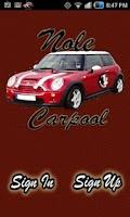 Screenshot of CarPool