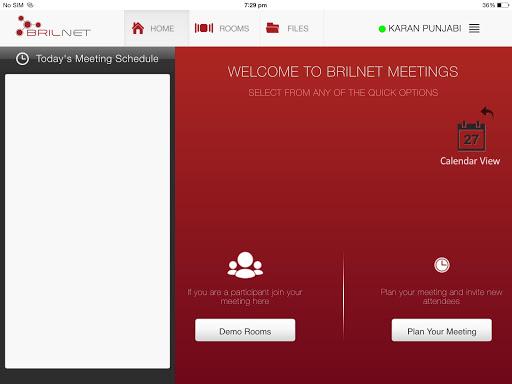 BrilNet - Tablet