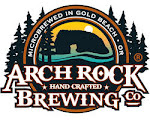 Logo for Arch Rock Brewing Company