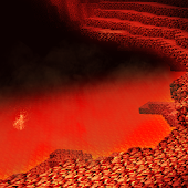 Nether Minecraft Wallpaper