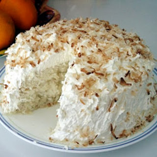 Coconut Cake I.