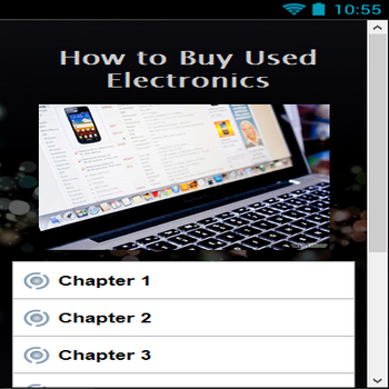 How to Buy Used Electronics