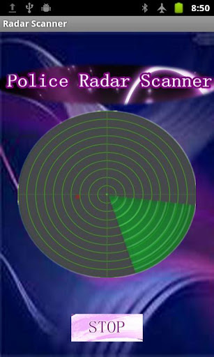 Radar Scanner---Scan Phone