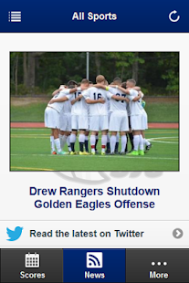 SJC Eagles Front Row- screenshot thumbnail