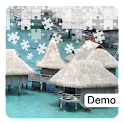 Tahiti Jigsaw Puzzles Demo icon
