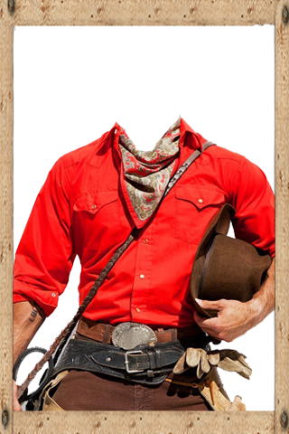 Cowboy Fashion Photo Suit