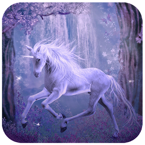 Unicorn: flying horse