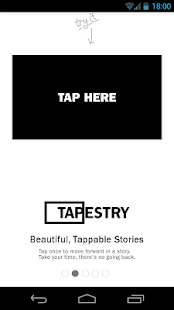 Tapestry: Tappable Stories- screenshot thumbnail