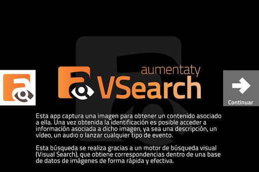 Aumentaty VSearch