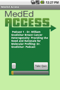 MedEd Access - screenshot thumbnail