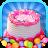 Make Cake! logo