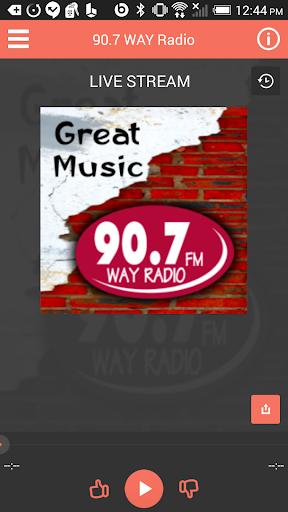 90.7 FM WAY Radio