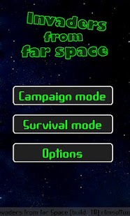 Invaders from far Space (full) - screenshot thumbnail