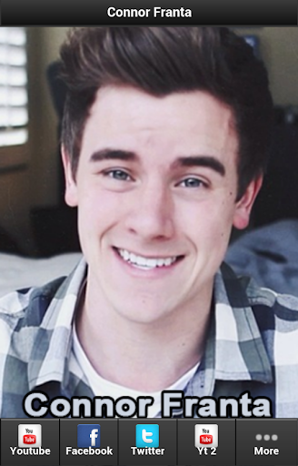 Connor Franta - fan