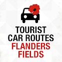 Car Routes Flanders Fields icon