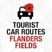 Car Routes Flanders Fields