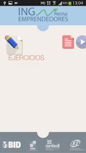 INGEmprendedores - screenshot thumbnail