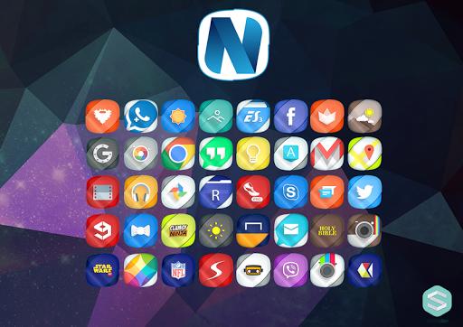Nano Icons Theme v2.0.0