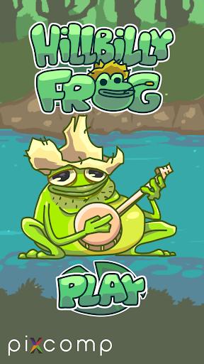 Hillbilly Frog