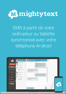 application sms et mms gratuit