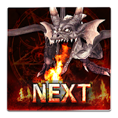 Next Fire Dragon Livewallpaper icon