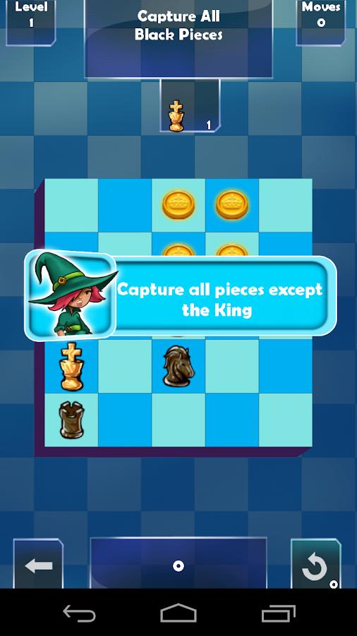 Wizard Chess- screenshot