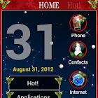 Christmas theme for ssLauncher icon